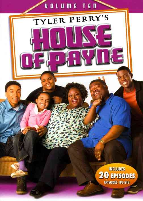 house of payne a family television Tyler perry's house of payne is an american sitcom television series created and produced by playwright, director, and producer tyler perry the show revolve.