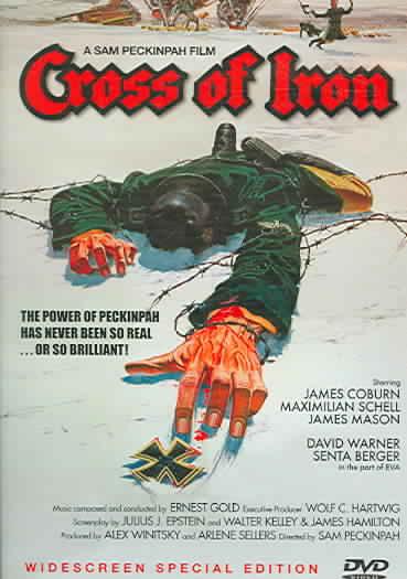 CROSS OF IRON BY COBURN,JAMES (DVD)