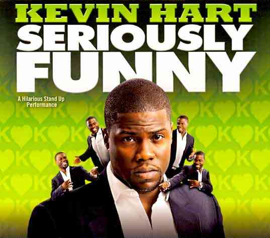 SERIOUSLY FUNNY BY HART,KEVIN (CD)